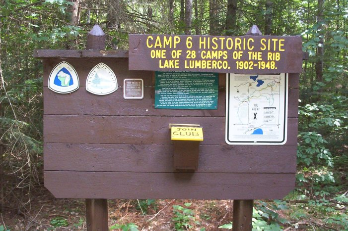 Camp 6 Sign - 01 a