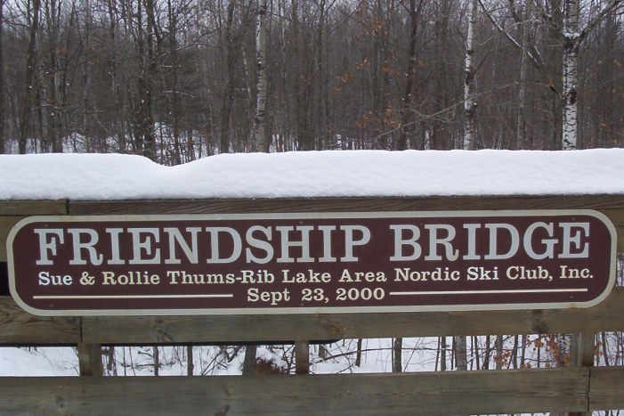 Friendship Bridge - Sign - 1 a