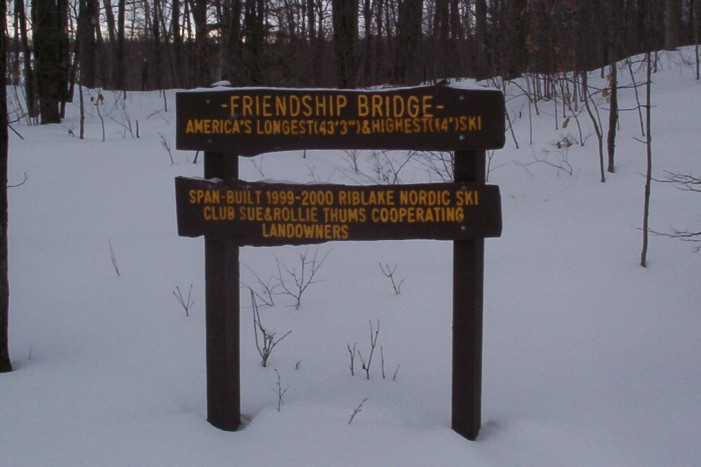 Friendship Bridge - Sign - 2 a