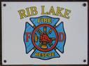 Rib Lake Fire 1