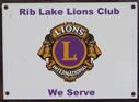 Rib Lake Lions 1