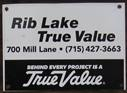 Rib Lake True Value 2