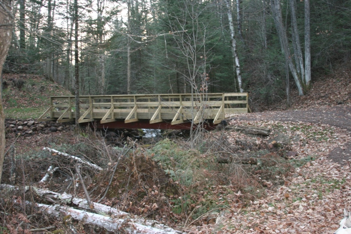 Sheep Ranch Creek Bridge - E10 a