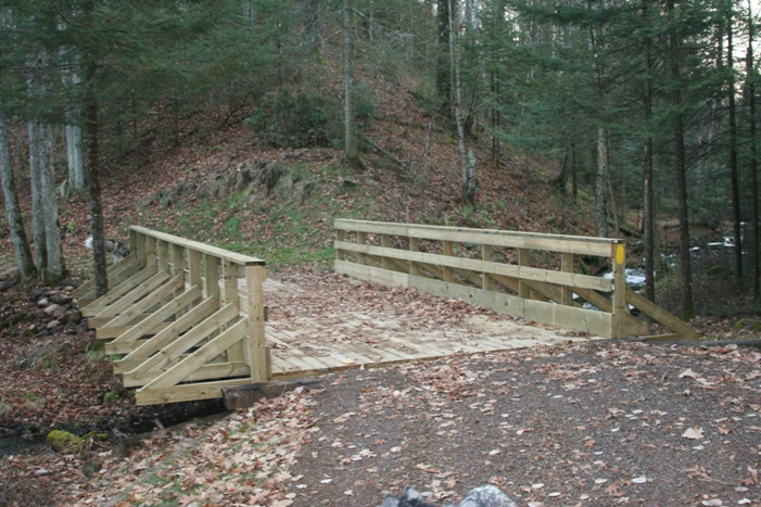 Sheep Ranch Creek Bridge - E11 a