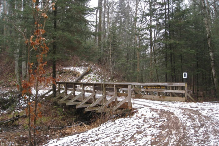 Sheep Ranch Creek Bridge - E15 a
