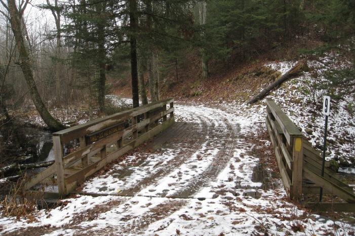 Sheep Ranch Creek Bridge - E16 a