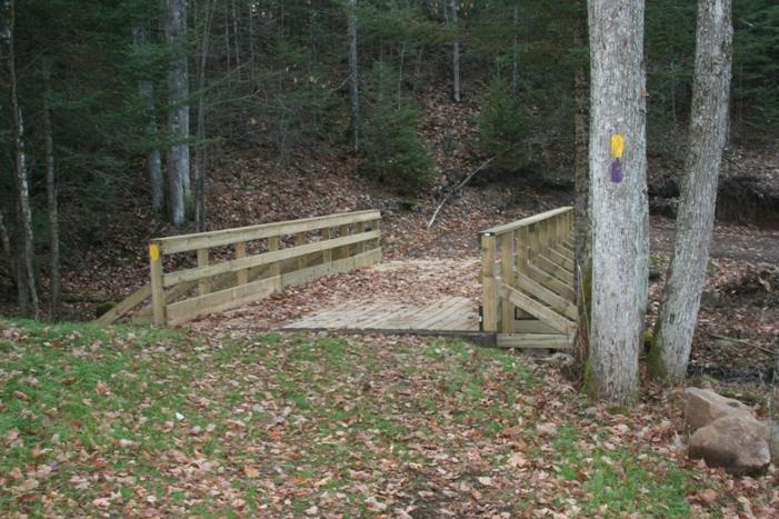 Sheep Ranch Creek Bridge - W15 a