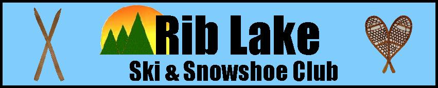 Rib Lake Ski & Snowshoe Club